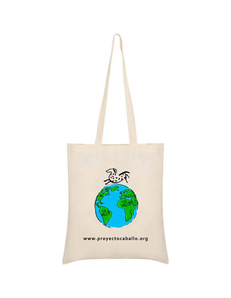 Bolsa de algodón Proyecto Caballo
