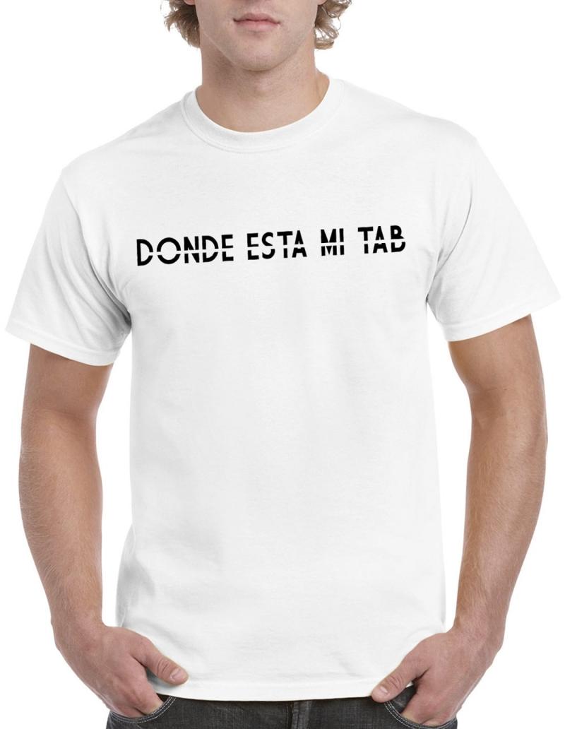 Camiseta - Donde esta mi tab