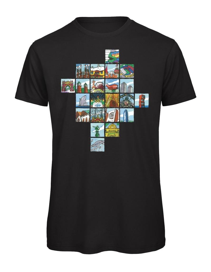 T-Shirt by Miguel Herranz - BCN50