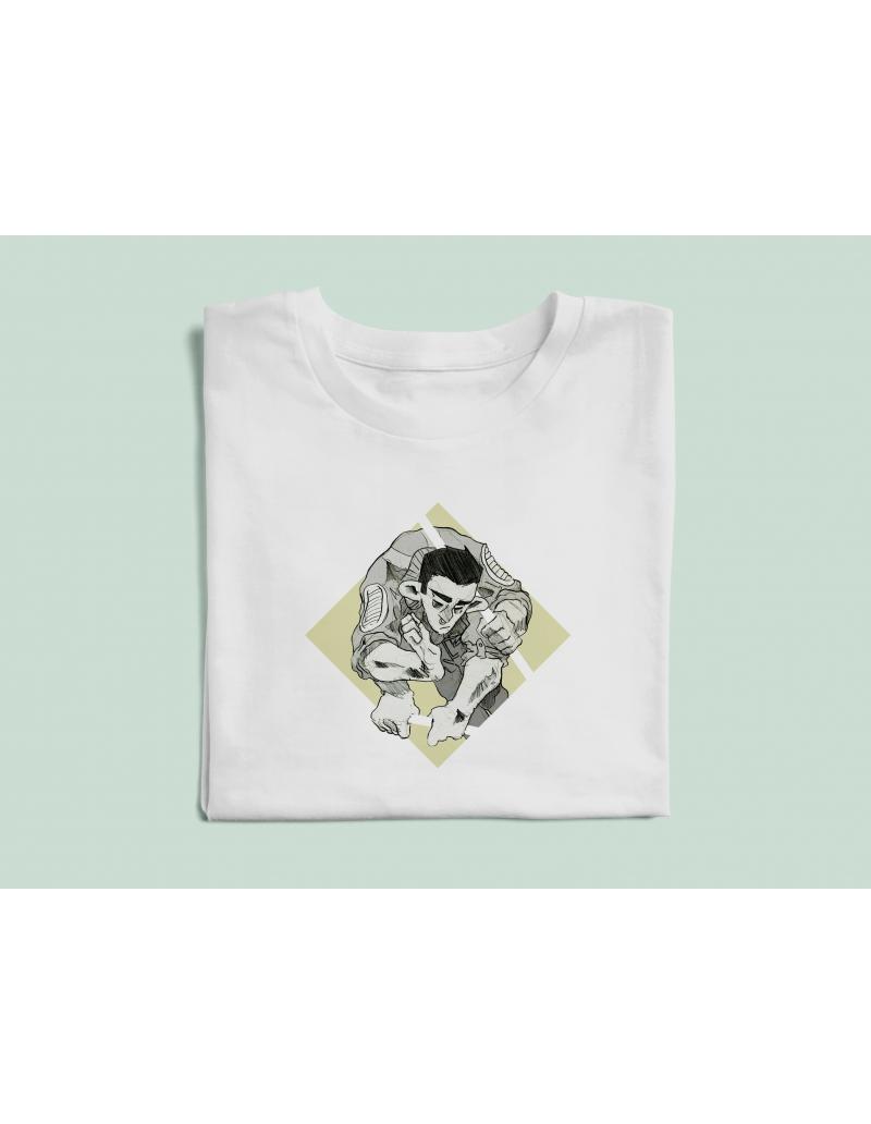 Camiseta Carre - Wonder